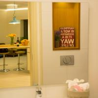 Luxury Suite with Spa Bath and Sea View