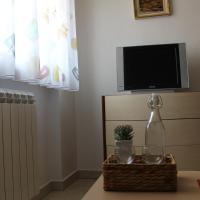 Duplex One-Bedroom Apartment with Balcony