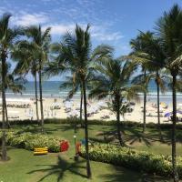 Hotel Pictures: Apartamento Em Frente À Praia, Riviera de São Lourenço
