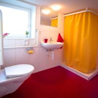 Twin Room with Shared Shower
