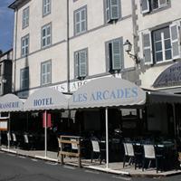 Hotel Pictures: Hôtel des Roches, Saint-Flour