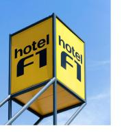 Hotel Pictures: hotelF1 Tarbes, Séméac