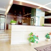 One-Bedroom Apartment with Balcony-  Most City Center