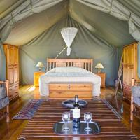 One-Bedroom Tent