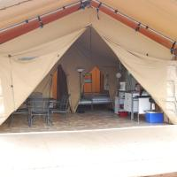 Canvas Cabin Tent Lodge