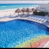 Studio Cancun Zona Hotelera Villas Marlin