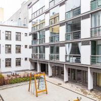 Apartment with Balcony- Mikonkatu 11