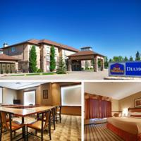 Hotel Pictures: Best Western Diamond Inn, Three Hills