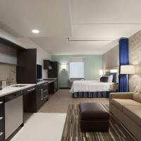 One-Bedroom King Suite - Hearing Accessible