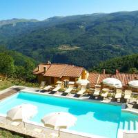 Hotelbilleder: Apartment Marmotta, Cutigliano