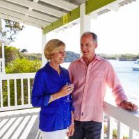 Geordie Bay - Premium Two-Bedroom Villa with View