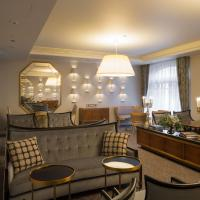 Superior Twin Room with Executive Lounge Access