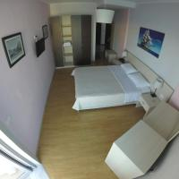 Comfort Double Room with Balcony and Partial Sea View