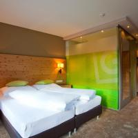 Small Superior Double Room with Balcony