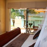 Deluxe King Suite with Balcony