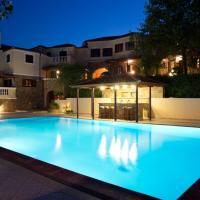 Two-Bedroom Villa-Split Level