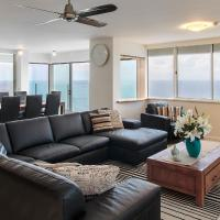 Penthouse 3 Bedroom Ocean View Apartment (4.5 Stars)