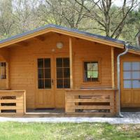 Bungalow with Patio and Private Bathroom