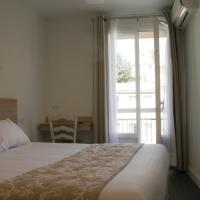 Standard Double Room (street side)