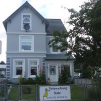 Hotelbilleder: Stadtwohnung Süderbrarup, Süderbrarup