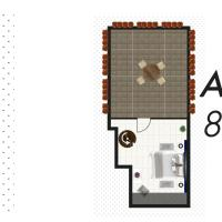 Two-Bedroom Apartment with Terrace