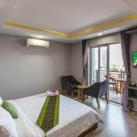 Junior Suite King with Balcony