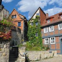 Hotel Pictures: Halbes Haus, Quedlinburg