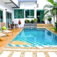 Zdjęcia hotelu: CUBE 3 bedrooms Villa, Rawai Beach