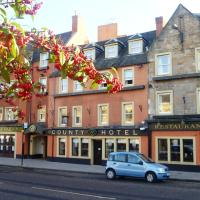 Hotel Pictures: The County Hotel, Dalkeith