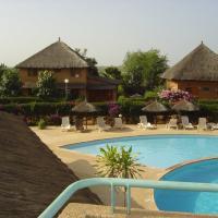 ホテル写真: Guest House De Charme, Nianing