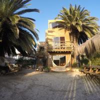 Hotel Pictures: Hostal Maitencillo Norte, Maitencillo
