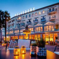 Hotel Pictures: Hotel Belvedere Locarno, Locarno