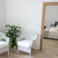 Apartment 1 ( Bedroom-Room-Kitchen)