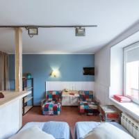Studio Apartment - twin beds