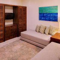 Deluxe King Suite with Terrace, sea view and garden view