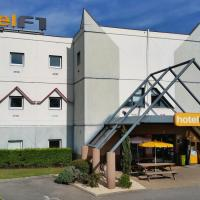 Hotel Pictures: hotelF1 Lyon Isle D'Abeau Ouest St Exupery, Saint-Quentin-Fallavier