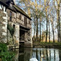 Hotel Pictures: Le Moulin d'Andé, Andé