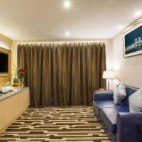 Business Deluxe or Family Suite