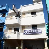 Hotel Pictures: Great Guest House, Pondicherry