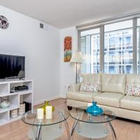 Luxury 2BR Fully Furnished Apt in LA Downtown