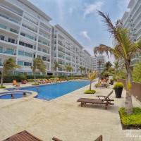 Hotel Pictures: Espectacular Apartamento en Morros, Cartagena de Indias