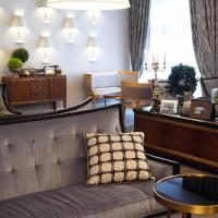 Superior King Room with Executive Lounge Access