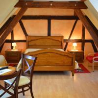 Hotel Pictures: Hôtel Restaurant À la ville de Nancy, Eguisheim
