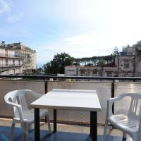 Two Bedroom Apartment with Balcony and Partial Sea View
