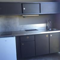 Double Room with Kitchenette garden side