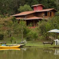 Hotel Pictures: Pousada Rural Serra Verde, Glaura