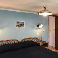 Two Connecting Double Rooms with Sloping Ceiling