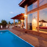 Queen Villa with Sea View and Private Pool