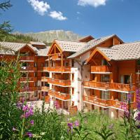 Hotel Pictures: Maeva Résidence L'Albane, Vars
