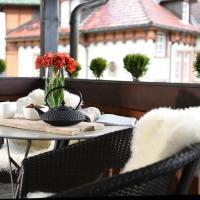 Hotelbilleder: Hirschen Lodge, Sankt Märgen